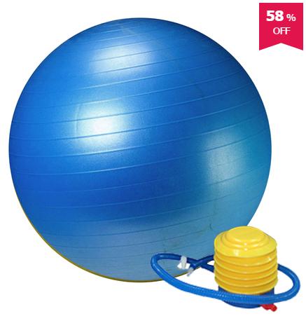 ฟิตหุ่นปิ๊งให้ผู้ชายเสียดายเล่นด้วย Gym Ball ลดราคาพิเศษ