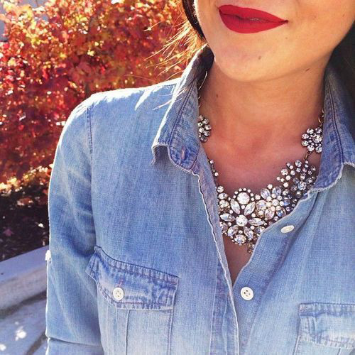 howtowearstatementnecklaces1