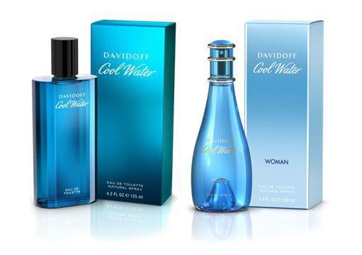น้ำหอม davidoff Cool Water for Men and Women