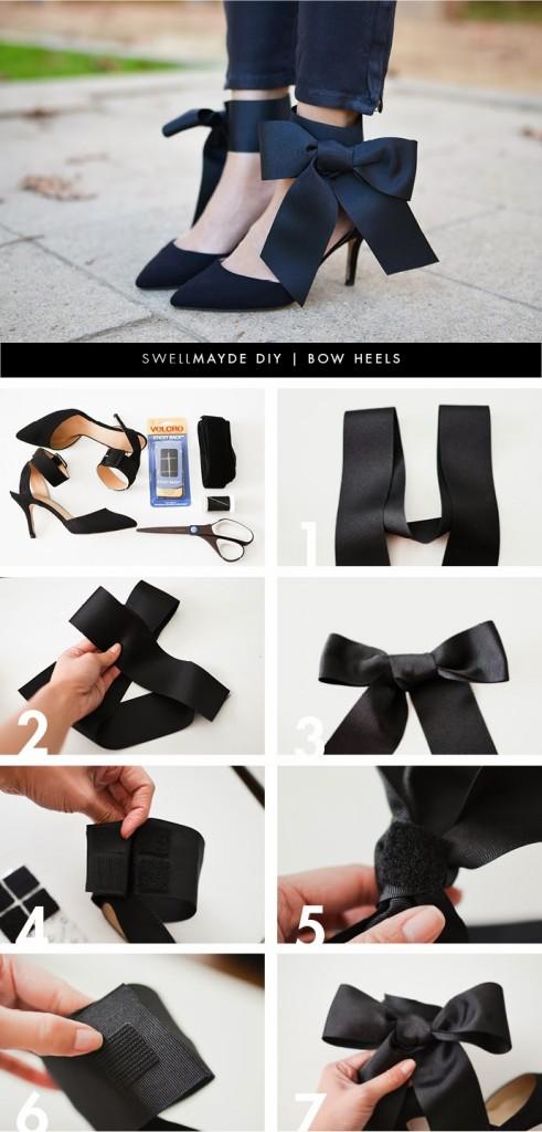 DIY_Bow_Heels