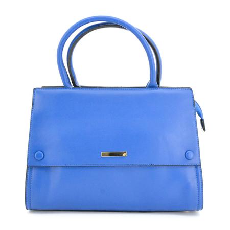 สาววันเสาร์เหมาะกับกระเป๋าสะพายข้างสีน้ำเงิน