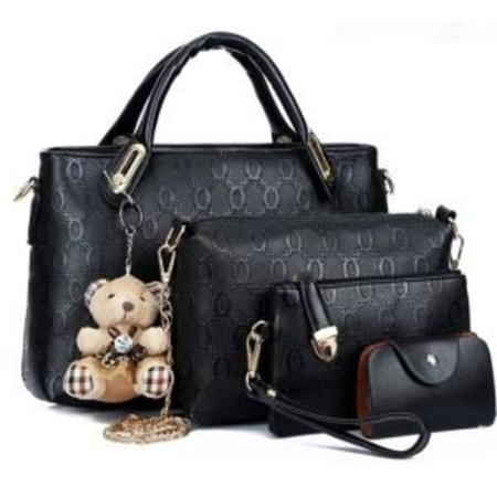 กระเป๋าสะพาย กระเป๋าสตางค์ กระเป๋าถือ ตุ๊กตาหมี