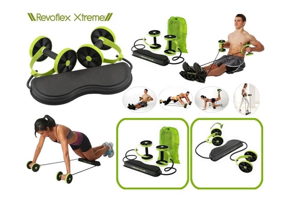 อุปกรณ์ออกกำลังกาย Revoflex Xtreme