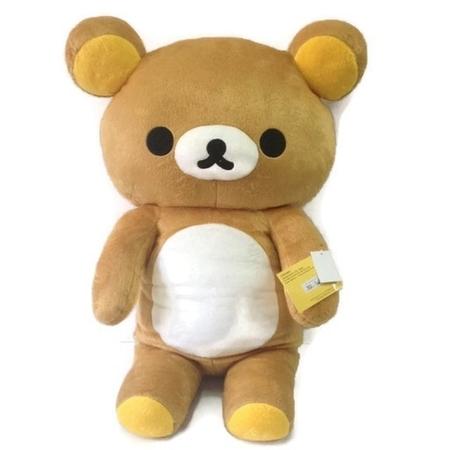 ตุ๊กตา Rilukkuma ตุ๊กตาหมีตัวใหญ่ราคาถูก ของขวัญปีใหม่