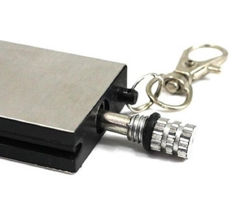 พวงกุญแจไฟแช็คไม้ขีด