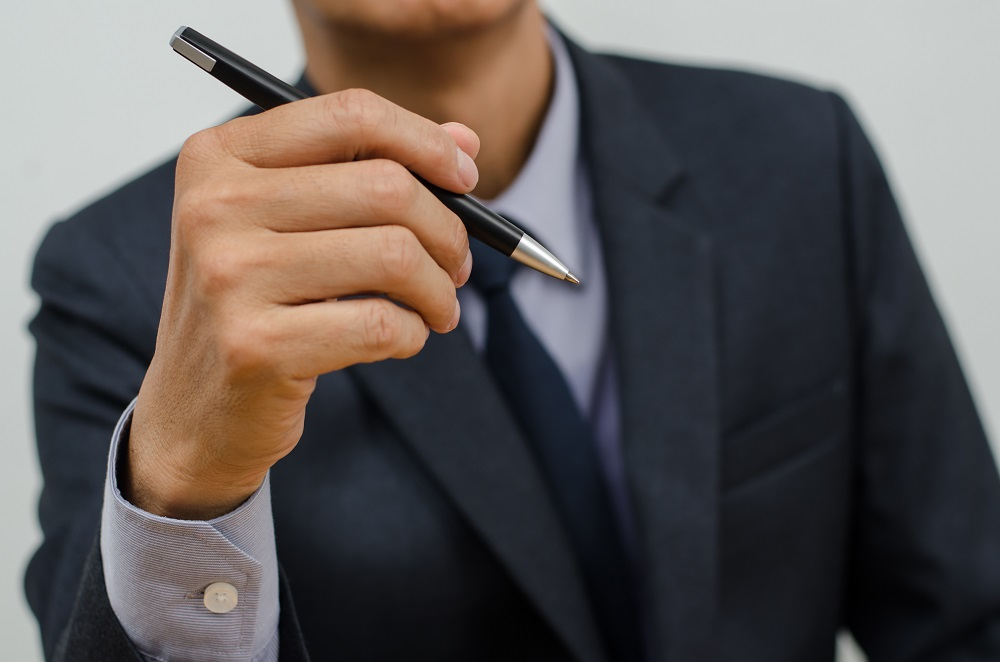 ปากกาสำหรับผู้บริหาร
