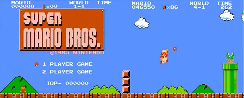 เกม Super Mario
