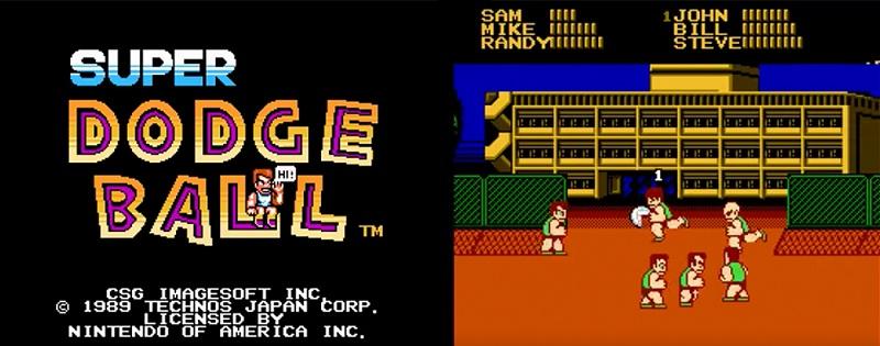 เกม Super Dodge Ball