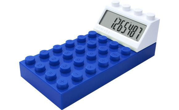 เครื่องคิดเลขเลโก้