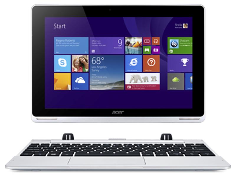 โน๊ตบุ๊ค Acer Switch One 10-SW1-011-18AX