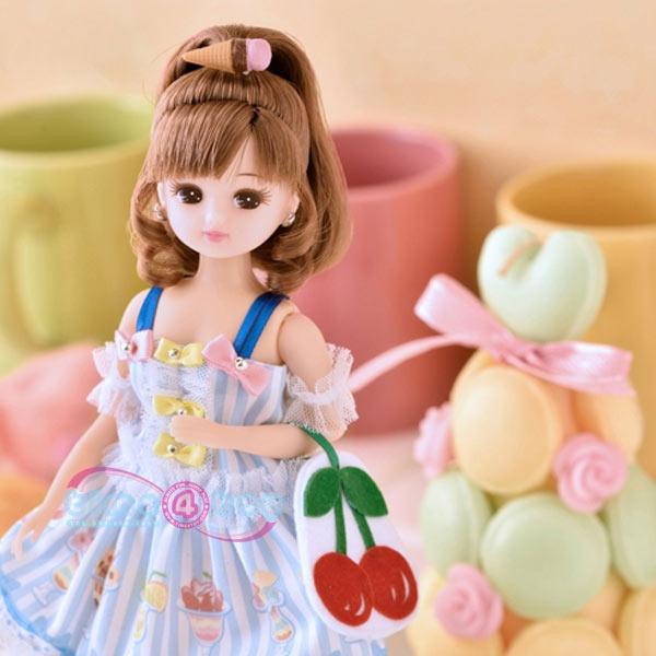 ตุ๊กตาญี่ปุ่น ตุ๊กตาริกะ licca
