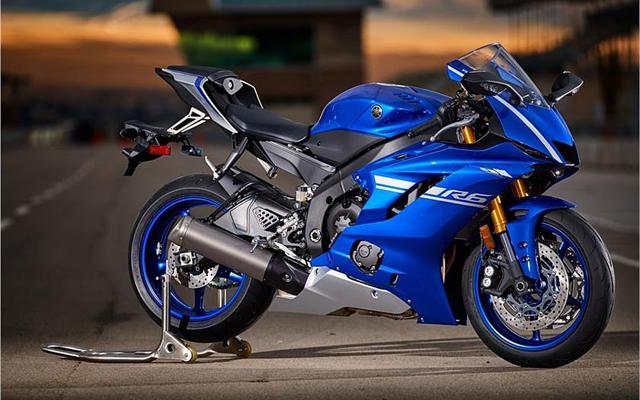 มอเตอร์ไซค์ Yamaha YZ-FR6 2017