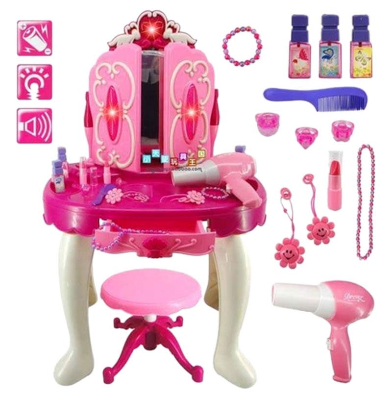 โต๊ะเครื่องแป้งเจ้าหญิง