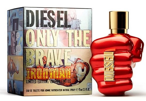 น้ำหอม Diesel Only The Brave Iron Man edt