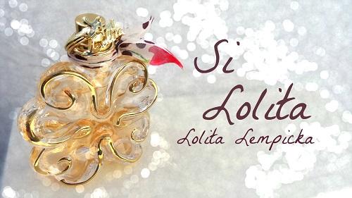 น้ำหอม Lolita Lempicka Si Lolita Eau de Toilette Lolita Lempicka for women