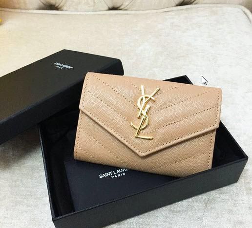กระเป๋าสตางค์ YSL