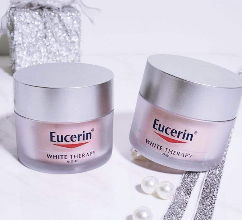 ครีมหน้าใส-eucerin