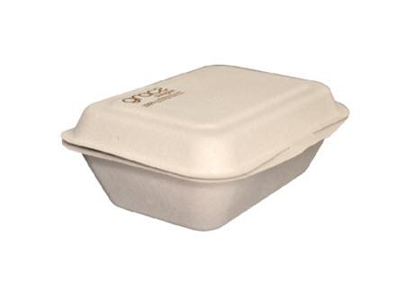 กล่องใส่อาหารชานอ้อย