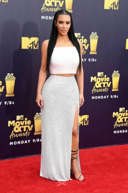 Kim Kardashian dress style