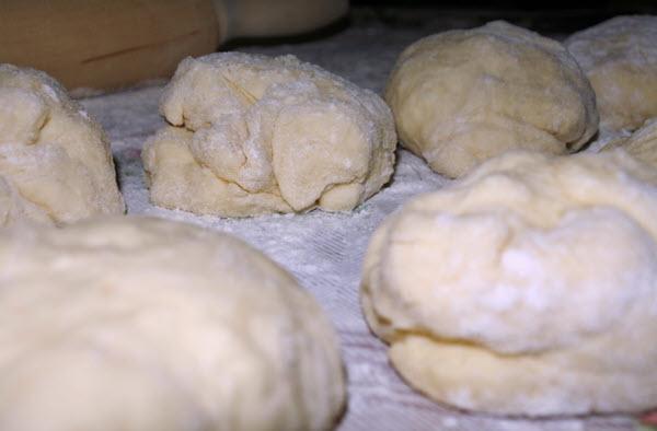 แป้งขนมปัง