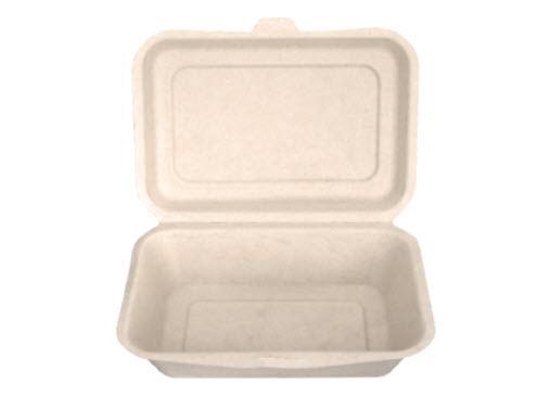 กล่องอาหารจากชานอ้อย
