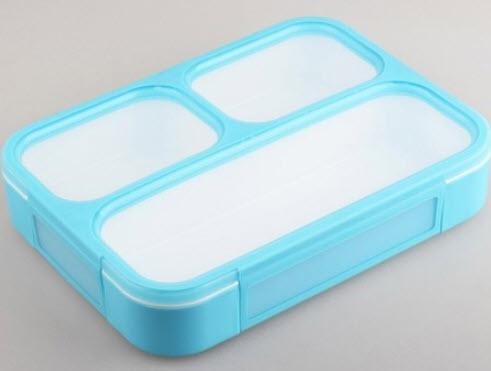 กล่องใส่อาหารแบบ 3 ช่อง