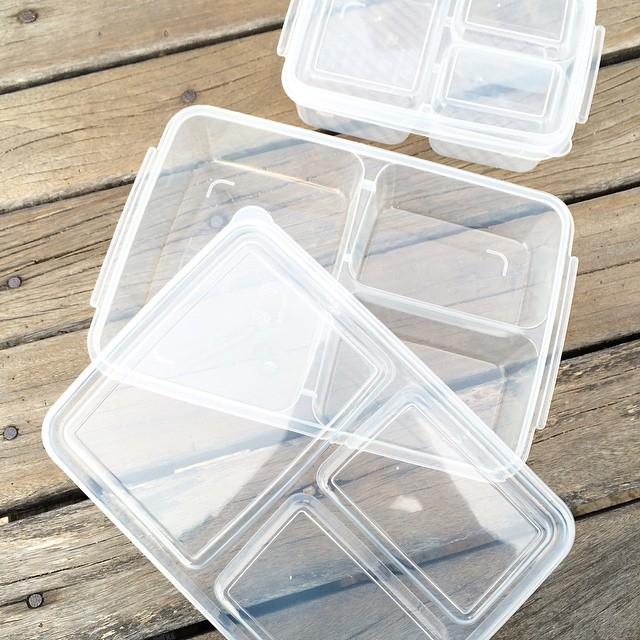 กล่องใส่อาหารไม่เคลือบสี