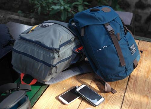 กระเป๋าเป้เดินป่า