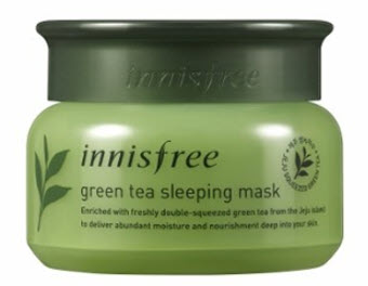 innisfree sleeping mask - 05