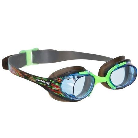 แว่นตาว่ายน้ำเด็ก-NABAIJI