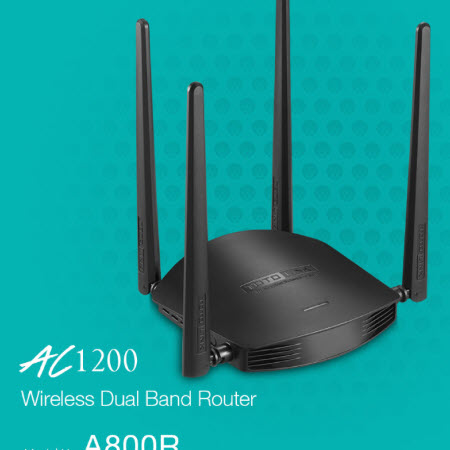 TOTOLINK-A800R-Wireless-Router