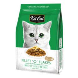 อาหารเม็ดแมวสำเร็จรูป Fillet 'O' Flakes