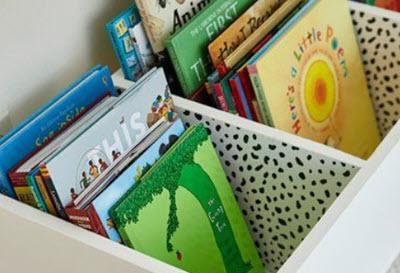 ทำความสะอาดหนังสือเด็ก