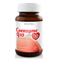 Vistra Coenzyme Q10