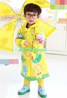 เสื้อกันฝน สำหรับเด็ก Hugmii