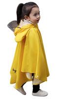 เสื้อกันฝนเด็กสีเหลือง